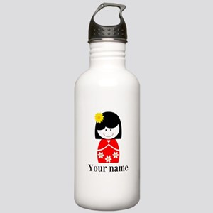 Girl (p) Water Bottle